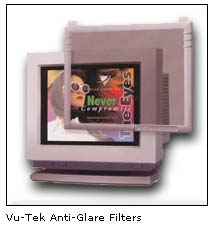 ErgoDynamics Anti-Glare Filters